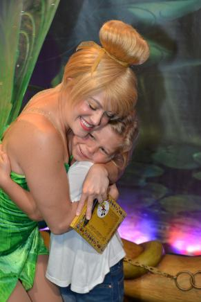tinkerbell and lolly